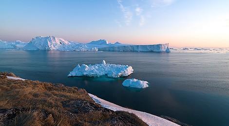 Grönlands Eispanzer droht zu kollabieren