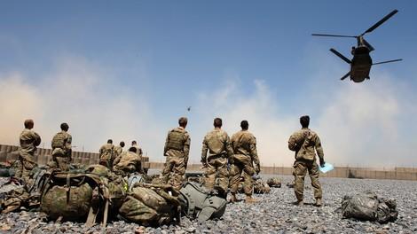 Timeline: Der (aktuelle) Afghanistan-Krieg