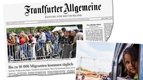 Haben deutsche Medien einseitig über Flüchtlinge und Zuwanderung berichtet? Es ist kompliziert.