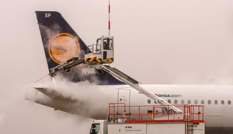 84 % aller Flüge innerhalb Deutschlands sind Nonsens