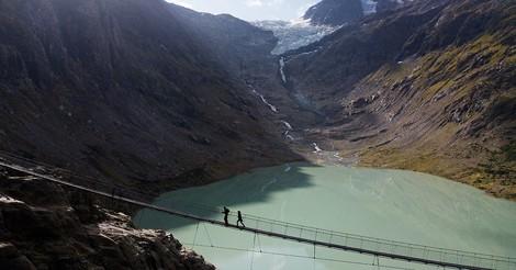 Was macht die Schweiz nur ohne ihre Gletscher?