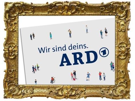 Streit um ARD-Papier: Ein Rahmen und ausrasten