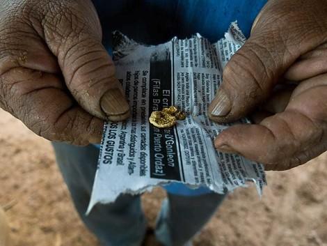 Malaria, Gold und Kriminelle: Venezuelas Süden ist ein Pulverfass (Engl.)