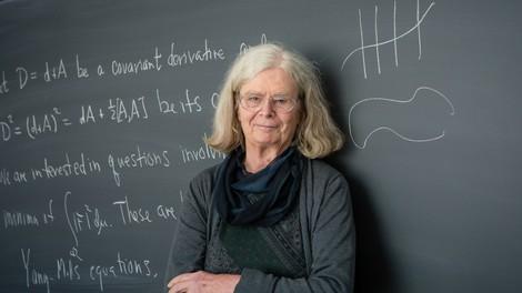 Karen Uhlenbeck: Ausgezeichnete Mathematikerin ohne Drang zur Perfektion