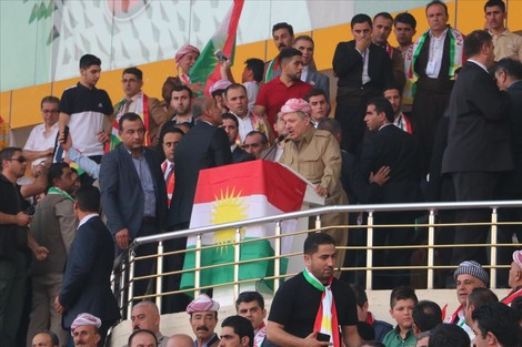 Süd-Kurdistan auf dem Weg in die Unabhängigkeit?