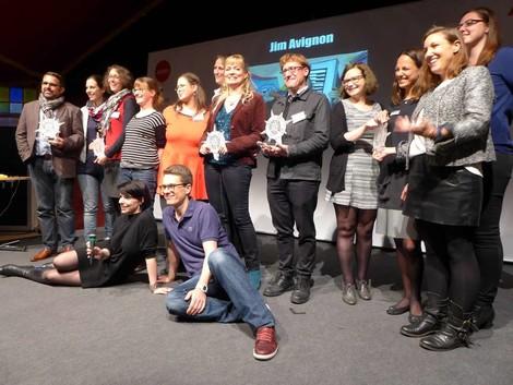 Tweetwalk im Nymphenburger Schlosspark gewinnt Virenschleuderpreis