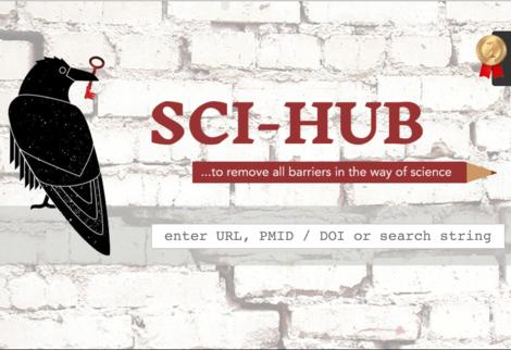 Gegen die Verknappung des Wissens: Warum Sci-Hub wichtig ist