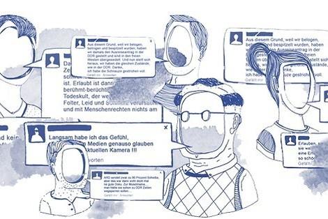 """Wie die Flüchtlingskrise Pegida auf Facebook """"gerettet"""" hat"""