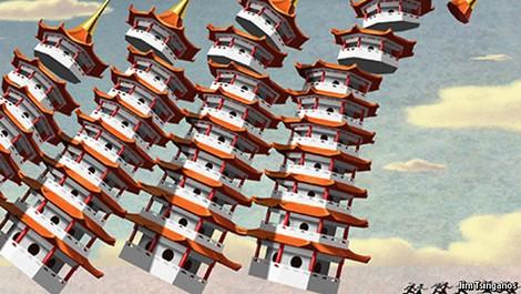 Chinas Hochmut vor dem Fall