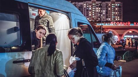Russlands AIDS-Epidemie