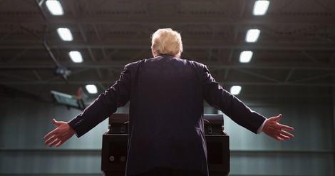 """Chrome-Erweiterungen, die das Wort """"Trump"""" ersetzen, als kleiner Selbstbetrug"""