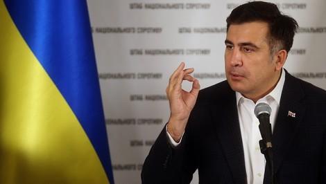 Saakaschwili ausgebürgert: Jetzt ist Poroschenko seinen Störenfried los