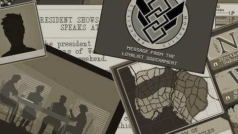 Ein Spiel über Zensur, Korruption und Zeitungen
