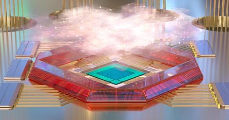 Ähnelt die Raumzeit einem Quantencomputer-Algorithmus?