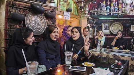 Protest der Frauen wird lauter im Iran