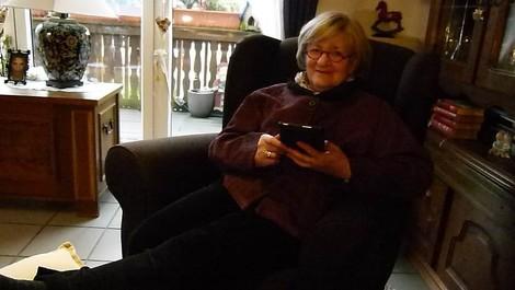 Meine Mutter wird digitalisiert!