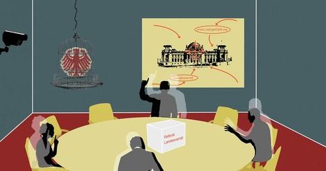Geheimdienste gegen das Parlament: Worum ging es bei den #Landesverrat-Ermittlungen?