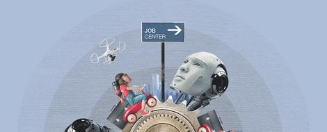 Schwer ersetzbar: Wo macht Kollege Roboter dem Menschen wirklich Konkurrenz?