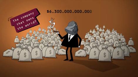 Wie globale Geldkonzerne heute die Welt prägen