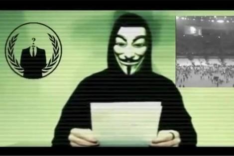 """Der """"digitale Krieg"""" des Hackernetzwerks Anonymous gegen ISIS"""