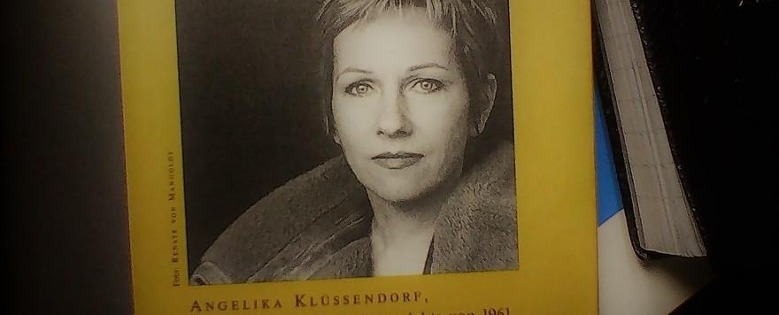 Lakonie am Limit - Angelika Klüssendorf über ihr Leben mit Büchern
