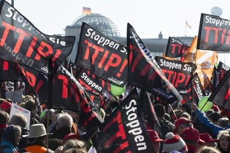 Ist der Anti-TTIP-Protest zum Ritual verkommen?