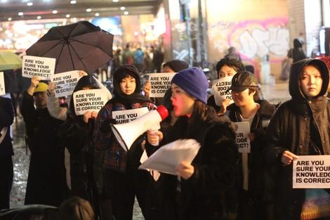 Araki vs. Angry Asian Girls: Geht Kunst vor Ausbeutung von Frau?