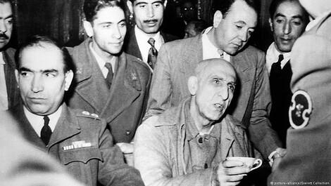 Vor 65 Jahren stürzten der MI6 und der CIA den iranischen Premierminister Mossadegh