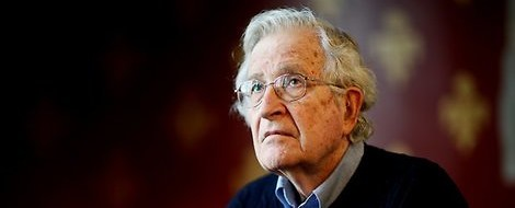 Noam Chomsky on Donald Trump: 'Almost a death knell for the human species'