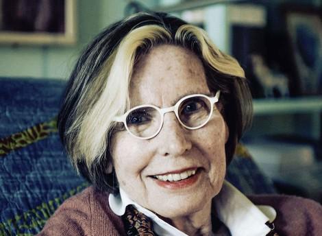 Silvia Bovenschen spricht noch einmal zu uns: Über die Liebe