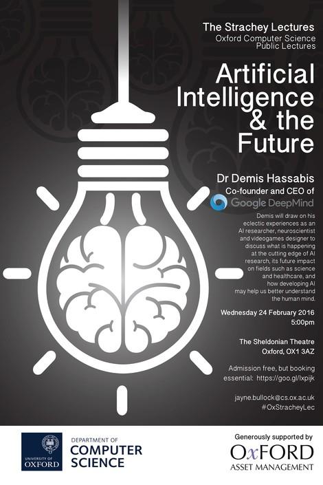 Wie künstliche Intelligenz die Gesellschaft verändern könnte - erzählt vom Deepmind-CEO