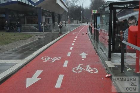 Straßenkampf auf zwei Rädern: Blog eines Hamburger Fahrrad-Lobbyisten