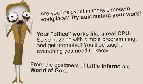 Last-Minute-Game-Geschenkidee (1/3): Human Resource Machine