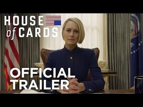 """Letzte Staffel startet: 8 Lesetipps zu """"House of Cards"""""""