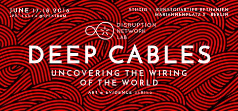 """""""Deep Cables"""" Event in Berlin: Was ist das eigentlich, dieses Internet?"""