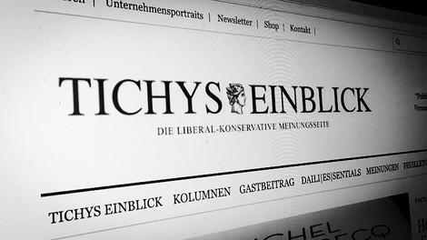"""""""Tichys Einblick"""" lässt tief blicken – in die Seele der Nationalkonservativen"""