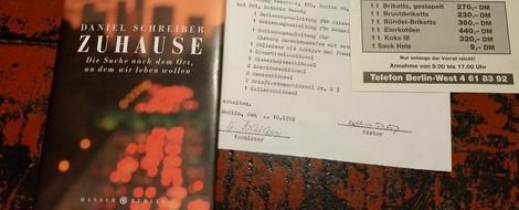Ich komme nach Neukölln und finde zwar kein Zuhause vor, aber immerhin ein Buch, das so heißt