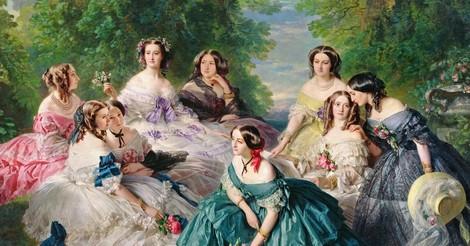 Als Frauen die Modewelt regierten