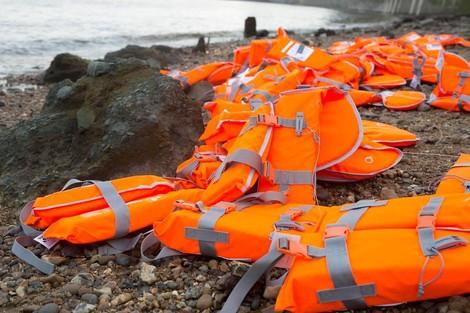 2 Kinder sind jeden Tag seit Anfang diesen Jahres im Mittelmeer ertrunken oder verschollen