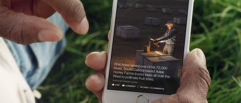 Explodiert die Sharing-Rate bei Facebook Instant Articles? Von wegen!