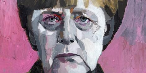 Merkel: Eine machtvolle Politikerin ohne Größe