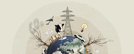 """""""Ein durch den Klimawandel verursachter Kollaps der Gesellschaft ist unabwendbar"""""""