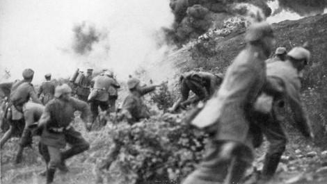 """Verdun, Europa, die FAZ & die """"Generation Ego-Shooter"""". Oder: Berthold: setzen, sechs."""