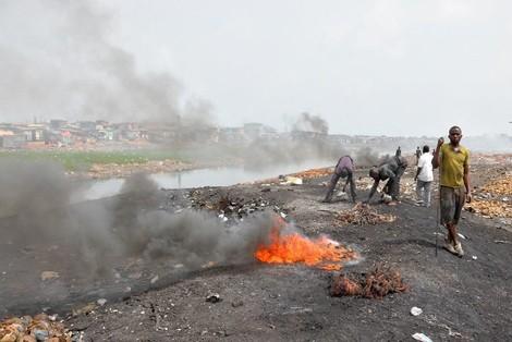Umweltdrama und Lebensgrundlage: die zwei Seiten von Agbogbloshie
