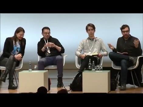 Die Zukunft von Betriebssystemen - Symposium vom Centre for Investigative Journalism