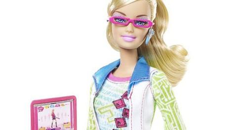 Computerspiele sind in der Mitte des Spielzeugregals angekommen – Barbie ist jetzt Game-Designerin