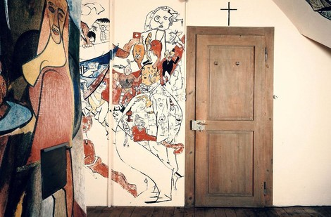 Die Alpträume des Friedrich Dürrenmatt