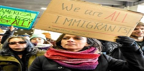 Trumps Einreiseverbote - alles nur von Obama geklaut? Naja, so halb...