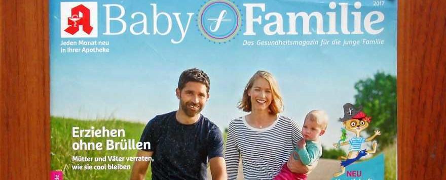Baby & Familie - Das Gesundheitsmagazin für die junge Familie