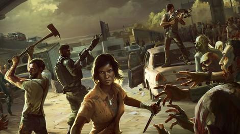 Bewahre Deine Menschlichkeit. Aber töte die Zombies.